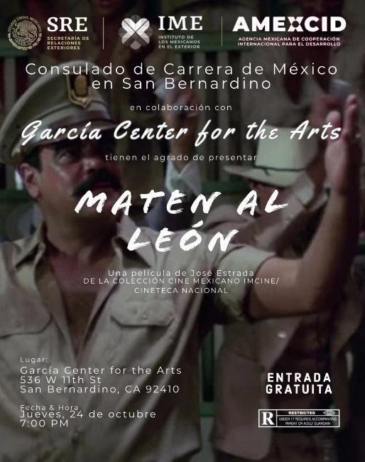 Maten Al Leon Mexican Film