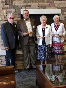 Volunteers Recognized by the League of Women Voters