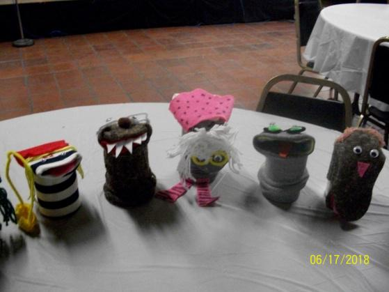 Summer Puppet Workshop