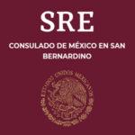 Consulado de Mexico en San Bernardino Logo