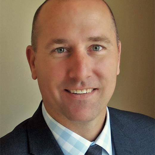 Board Member Jim Morris