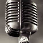 Microphone for the Youth Choir