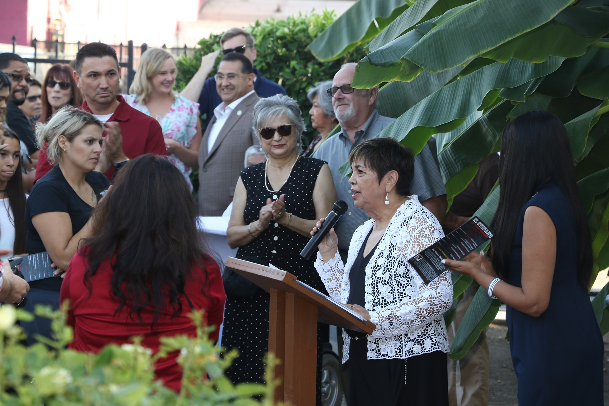 Speech to Celebrate El Chicano's Anniversary