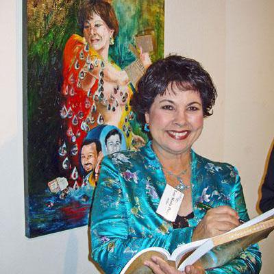 Luz Maria Perez Headshot