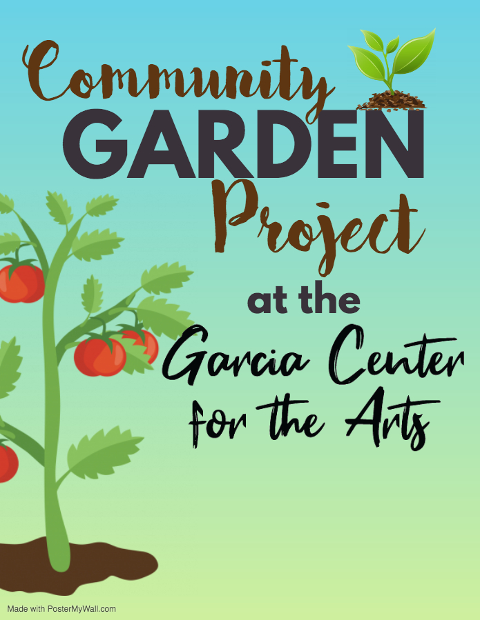 GCA Garden Project Announcement
