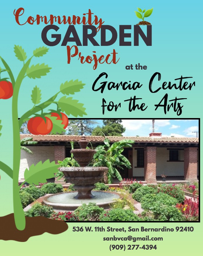 Community Garden Announcement