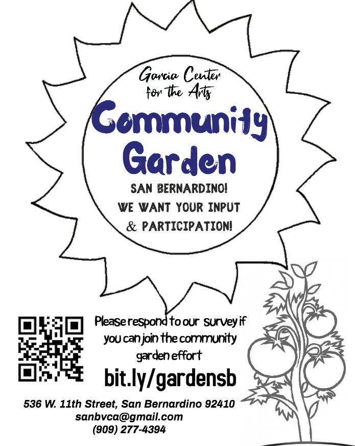 QR Garden SB Flyer