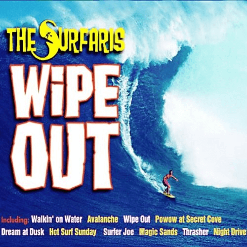 Wipe Out Cover