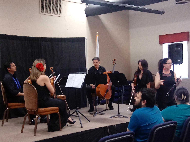 Chamber Music Performance