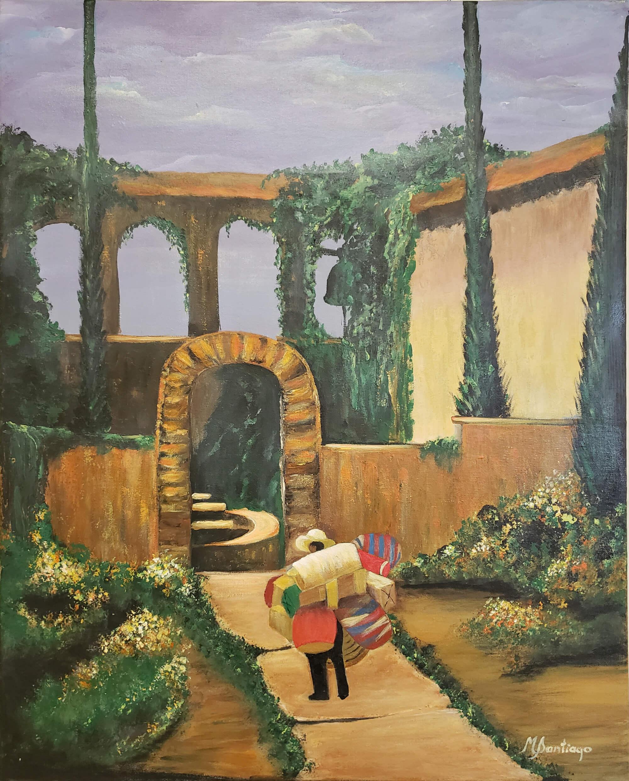 Marilou Santiago Exhibition