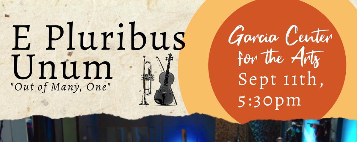 E Pluribus Unum Concert