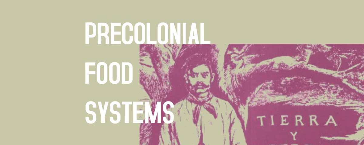 Precolonial Food Systems