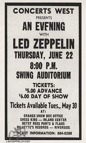 Led Zeppelin Poster