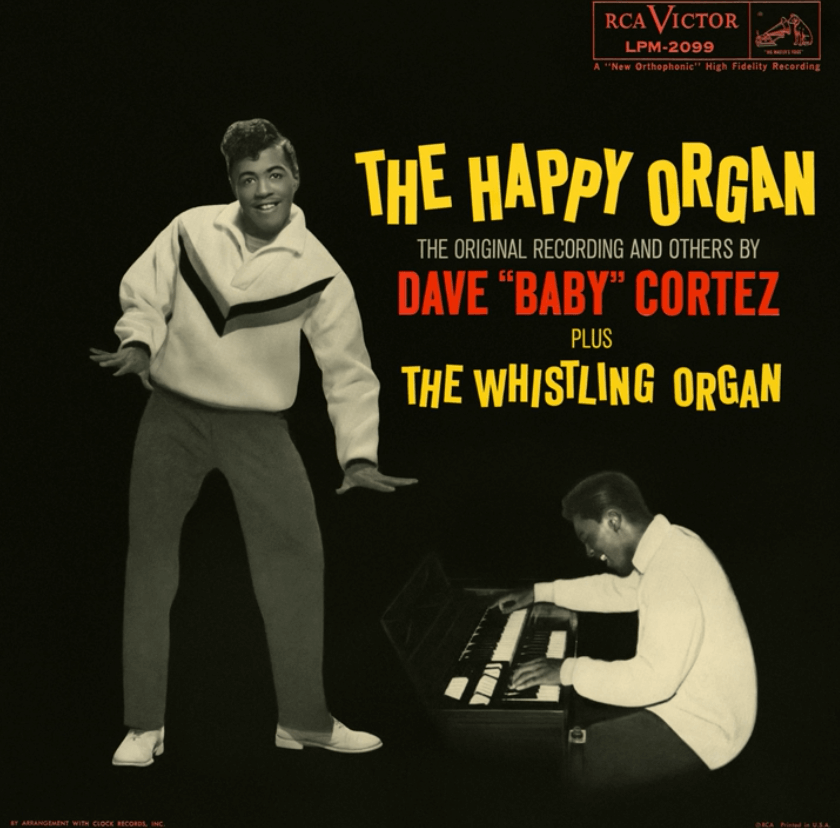The Happy Organ Cover