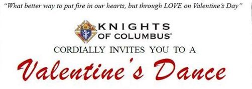 Knights of Columbus Invitation