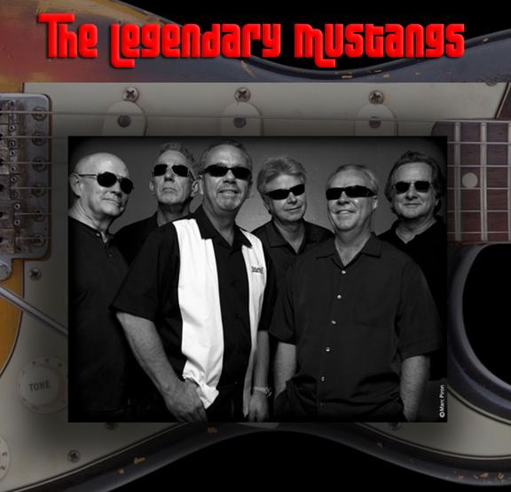 The Legendary Mustangs Musicians