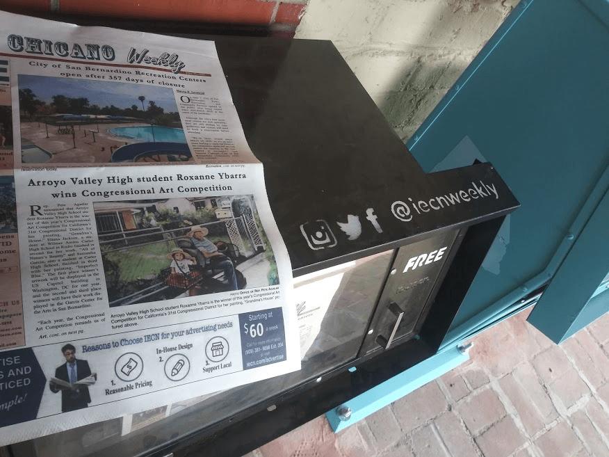 El Chicano Weekly by Inland Empire Community News
