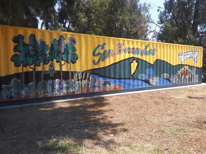 San Bernardino Mural