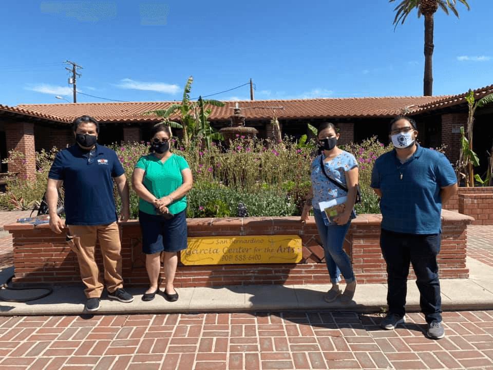 The Garcia Center Receives a Sponsorhip Through Cultivate IE Program
