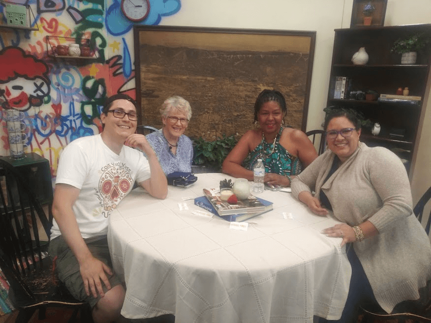 Community Members Talk about Just SB